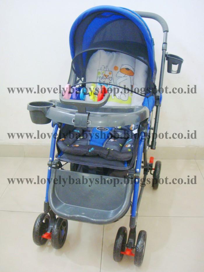 harga Stroller (kereta dorong) pliko 298 ranger # 4in1 baby walker 4 in 1 Tokopedia.com