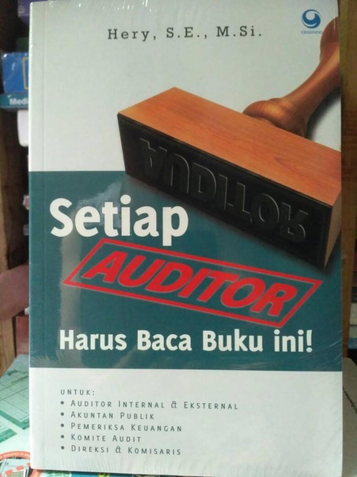 Setiap auditor harus baca buku ini