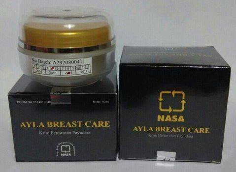 Ayla Breast Cream PAYUDARA BerBPOM PT NASA YOGYAKARTA