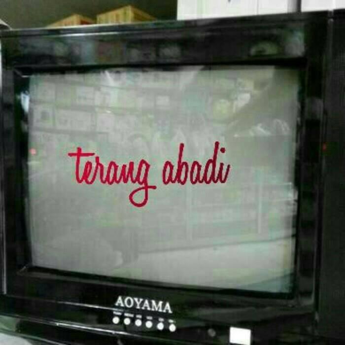 harga Televisi tabung aoyama 14 Tokopedia.com