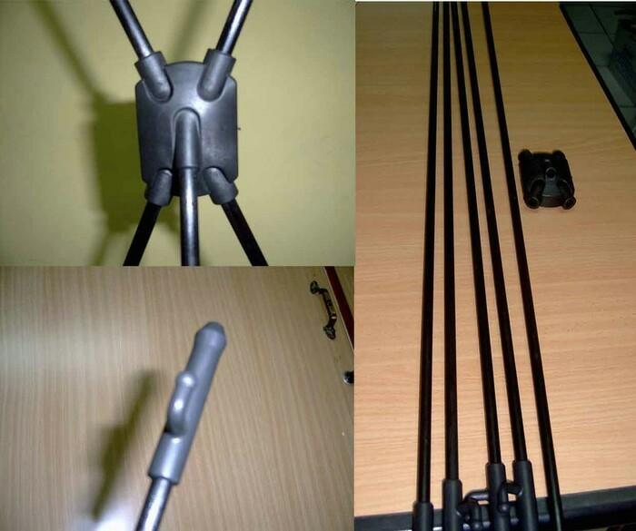 harga Rangka x banner 60x160 bahan fiber - hitam Tokopedia.com