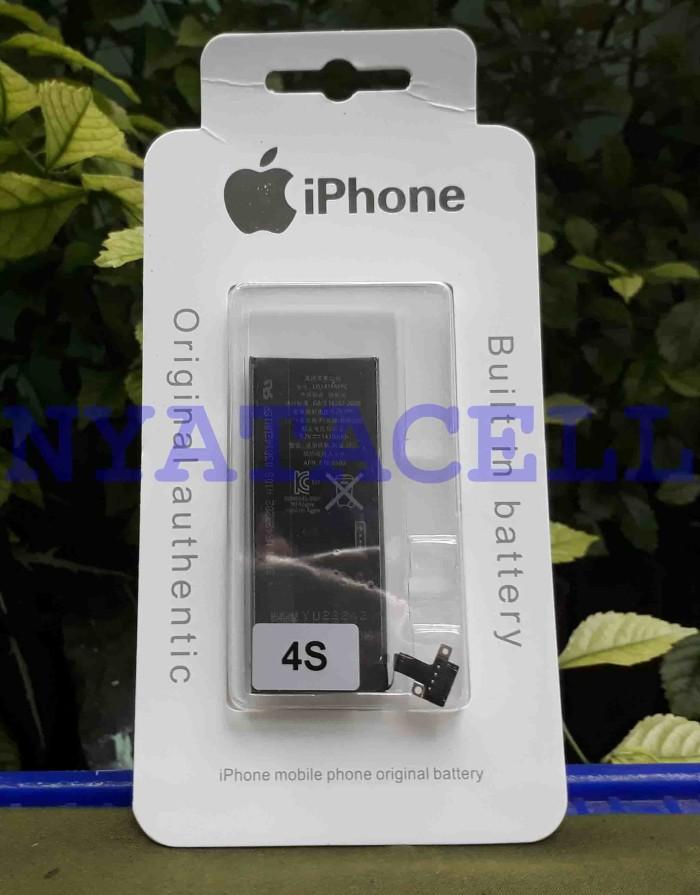 harga Baterai iphone 4 4s original oem 100% ori /batre/battery 1430mah Tokopedia.com