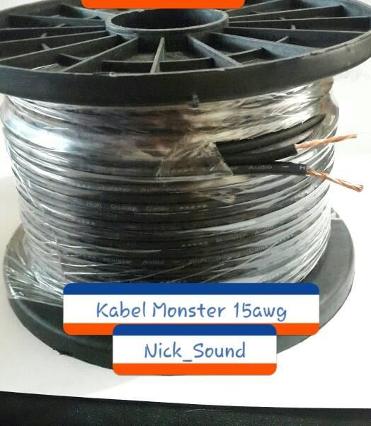 harga Kabel speaker/kabel subwoofer/kabel 15awg soundstream/audio mobil Tokopedia.com