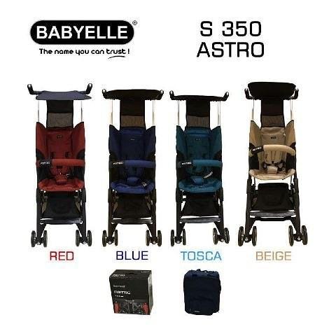 harga Baby Stroller Baby Elle Astro S 350 Tokopedia.com