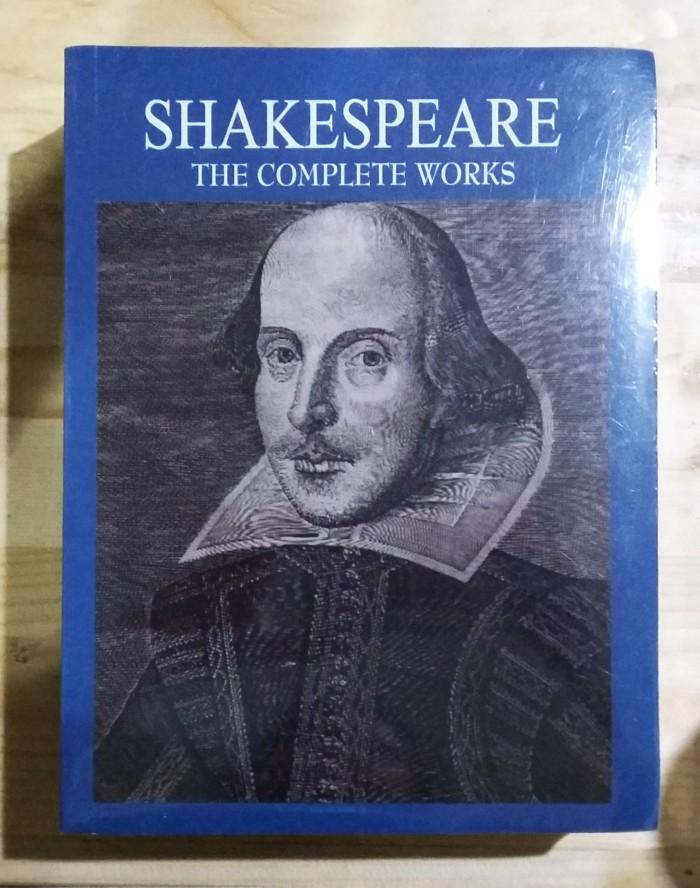 Foto Produk Shakespeare The Complete Works dari ThingsILove