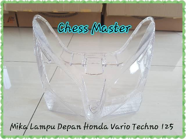 harga Kaca/mika Lampu Depan Honda Vario Techno 125 Tokopedia.com