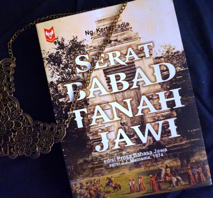 Babad Tanah Jawi (Edisi Prosa Bahasa Jawa) - Blanja.com