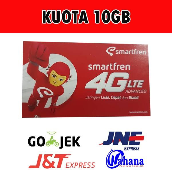 harga Perdana smartfren 4g 10gb 80hari Tokopedia.com