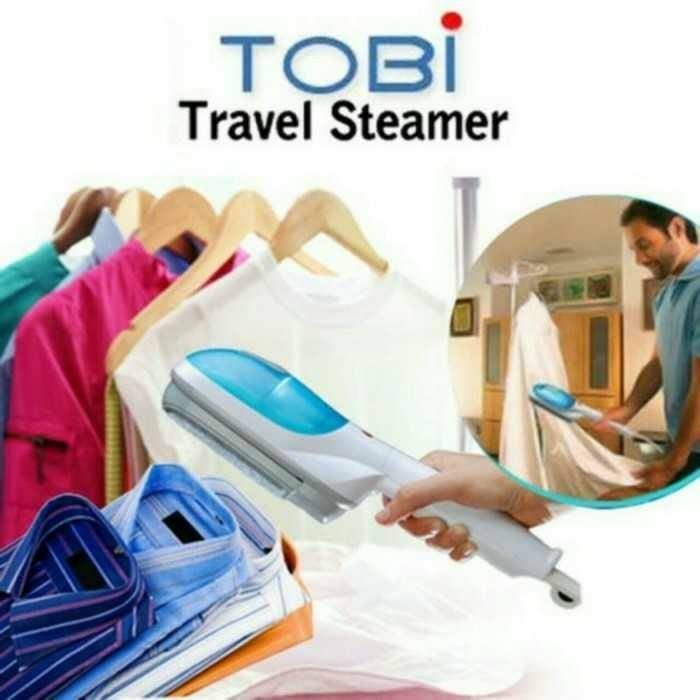 harga Setrika tobi ( tobi travel steamer ) Tokopedia.com