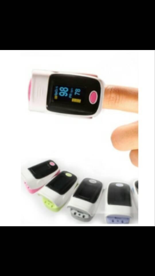 Jual pulse oximeter / oxy meter / oxi meter / spo2 / saturasi / fingertip -  Kota Bekasi - MITRA ALKES | Tokopedia