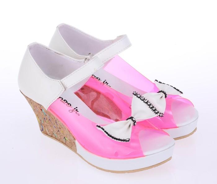 harga Sepatu sandal anak perempuan heels wedges cmp604 Tokopedia.com