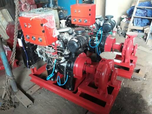 Diesel Hydrant Pump