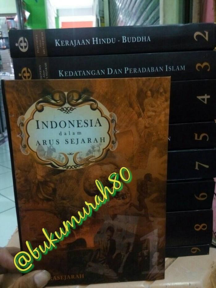 harga Buku indonesia dalam arus sejarah. jilid 1 - 9 komplet. hard cover Tokopedia.com
