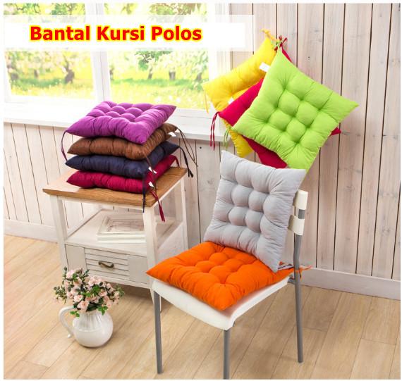 Foto Produk Bantal Empuk Alas Kursi / Sofa Polos Multi Fungsi dari Diaz Shope #