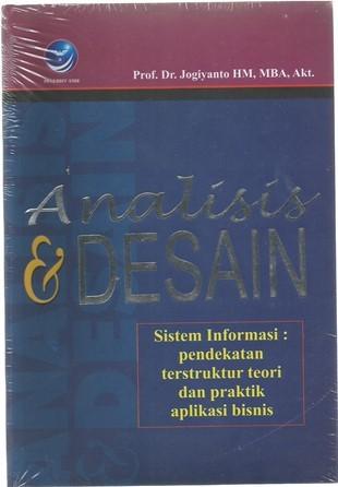 harga Analisis dan desain sistem informasi; pendekatan terstruktur teori dan Tokopedia.com