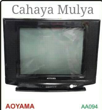 harga Televisi warna aoyama tabung 14  crt-14 Tokopedia.com