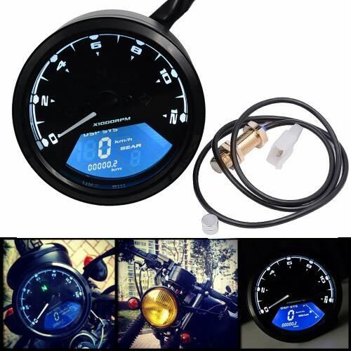 jual speedometer digital tachometer takometer mobil motor