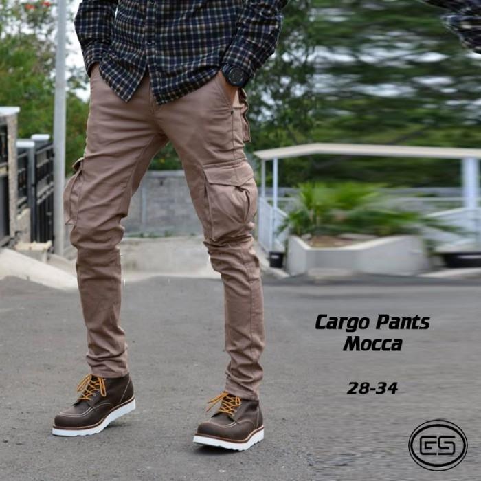 harga Celana panjang cargo / celana pdl / celana outdoor gunung Tokopedia.com