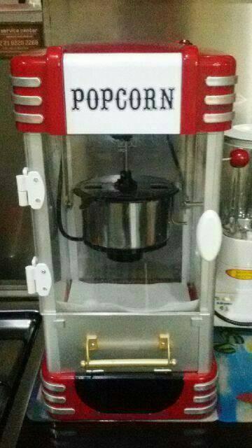 harga Mesin Popcorn Popper Mini Tokopedia.com