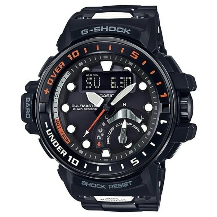 harga Casio g-shock gulfmaster gwn-q1000mc-1a Tokopedia.com