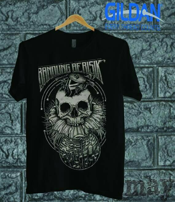 harga Kaos bandung berisik tshirt gildan softstyle 7 Tokopedia.com