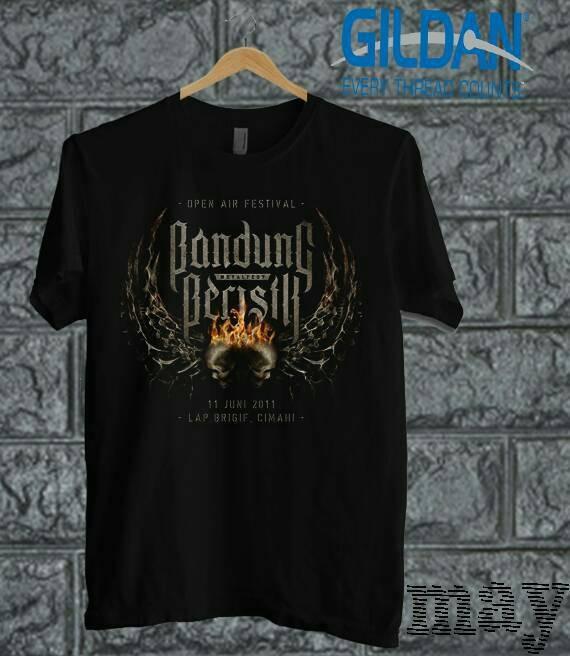 harga Kaos bandung berisik tshirt gildan softstyle 1 Tokopedia.com