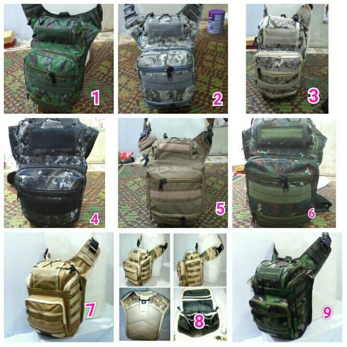 harga Tas selempang army Tokopedia.com