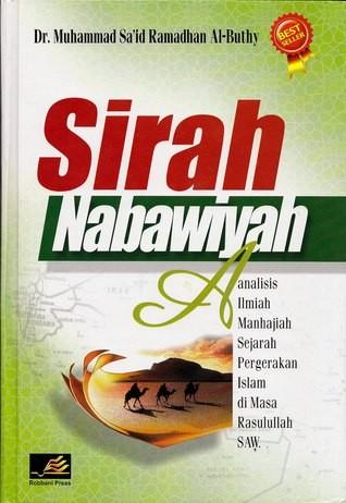 Jual Sirah Nabawiyah; Said Ramadhan Al-Buthi; al buti