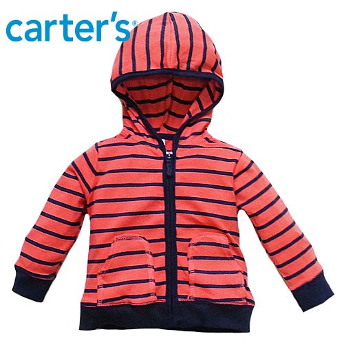 harga Pakaian/jaket bayi garis orange carter's Tokopedia.com