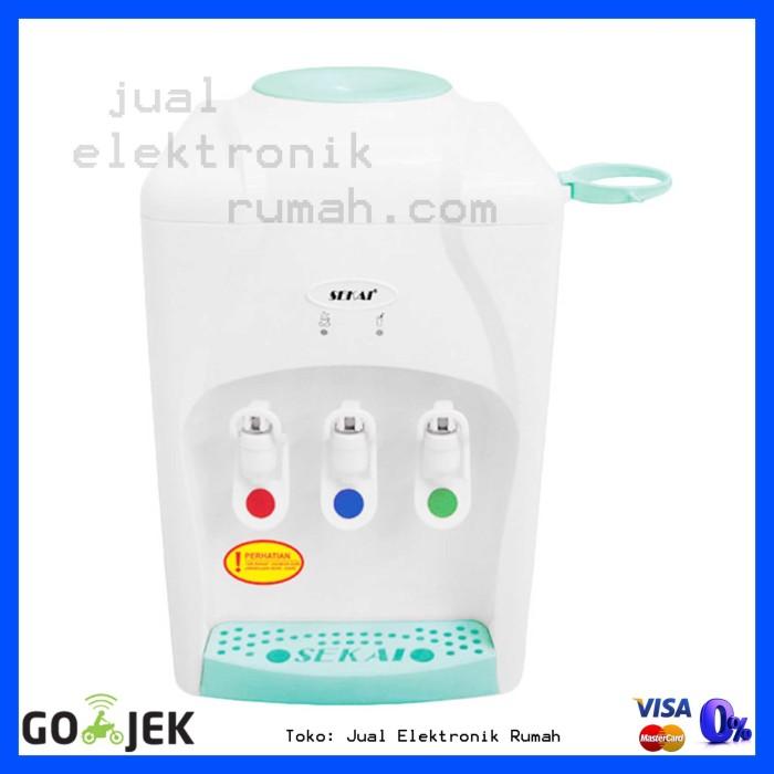 harga Dispenser meja panas normal dingin sekai wd 333 kualitas terbaik Tokopedia.com