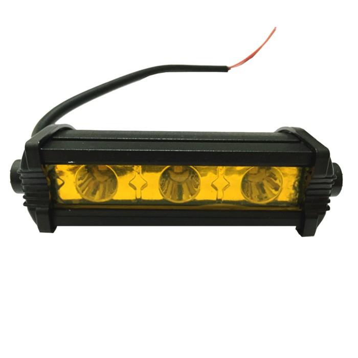 harga Lampu sorot led motor mobil offroad cree 30w 3 mata tembus kabut Tokopedia.com