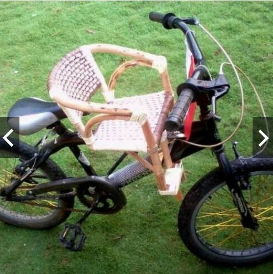 harga Kursi Boncengan Sepeda Anak Depan Mtb, Polygon, Gunung Murah Rotan Tokopedia.com