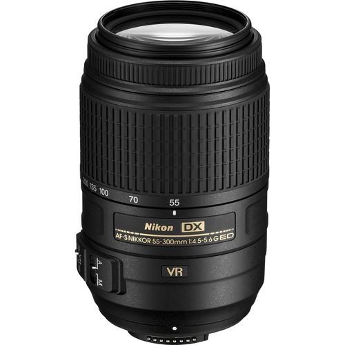 harga Lensa nikon af-s 55-300mm f/4.5-5.6g ed vr Tokopedia.com