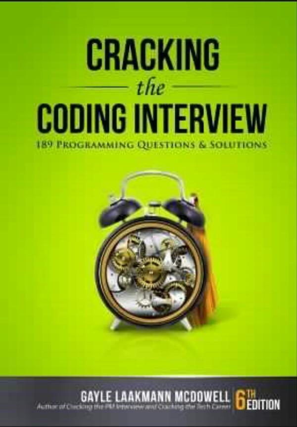 harga Cracking the coding interview Tokopedia.com