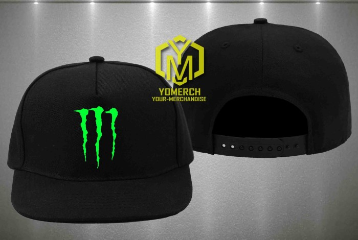 harga Topi snapback monster energy simpel keren (must buy) yomerch Tokopedia.com