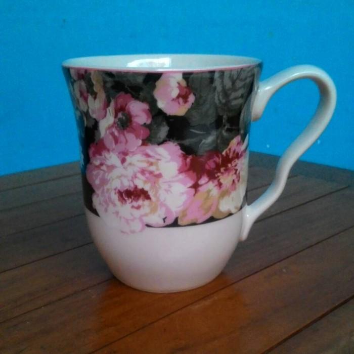mug english rose produk sango