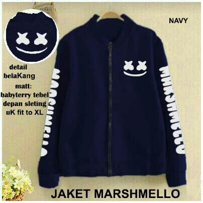 ... Waterproof Anti Air Tersedia 5 Warna Pilihan | Shopee Indonesia. Source · Jaket bomber marshmello.sweater distro modis.lengan panjang.cute.LV