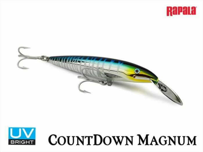 Rapala CountDown Magnum 14 CDMAG14 umpan pancing trolling casting lure