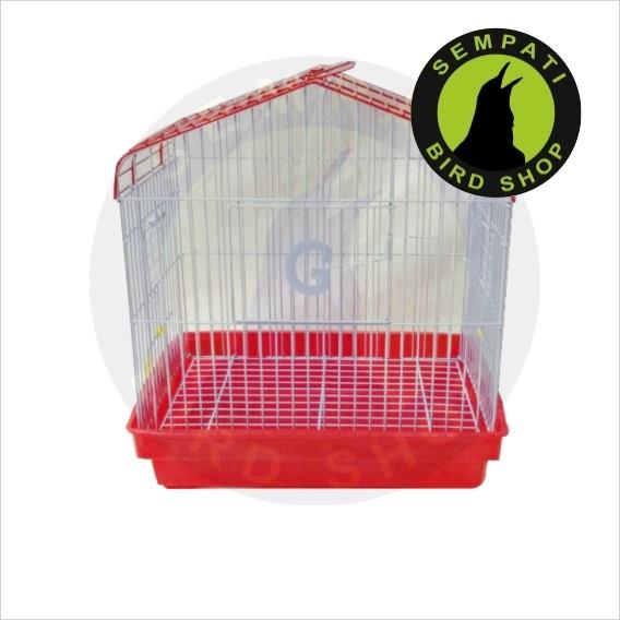 harga Sangkar kandang burung atap rumah ph114a goldblend Tokopedia.com