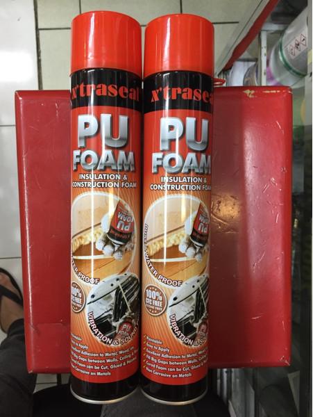 Foto Produk Xtraseal foam/sealant foam/foam sealant/Pu foam/sikaboom dari Cahaya Mulia Kimia