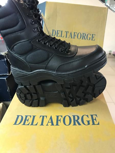 harga Delta forge tactical boots hightop sepatu pdl tni Tokopedia.com