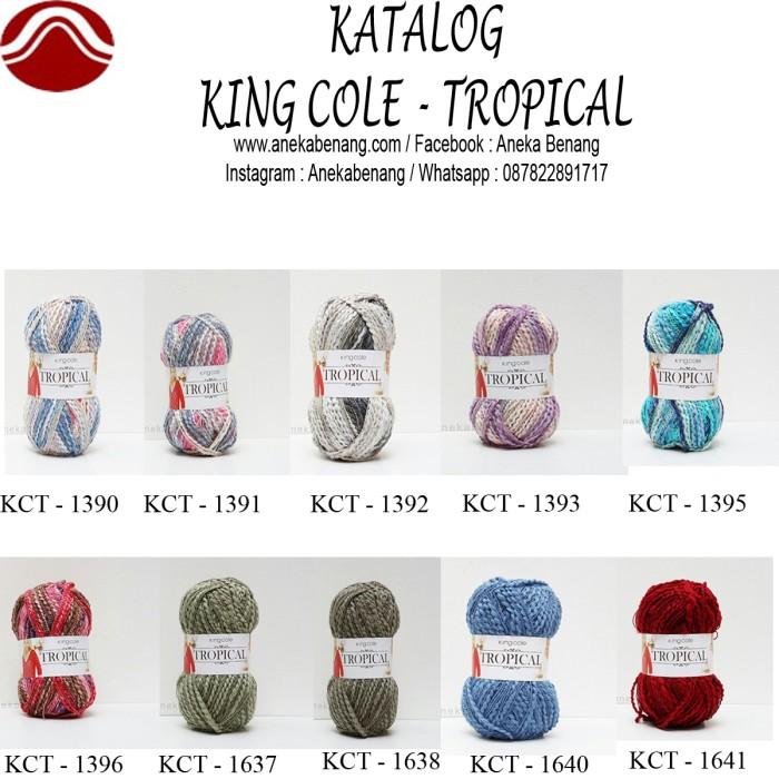 harga Benang king cole - tropical Tokopedia.com