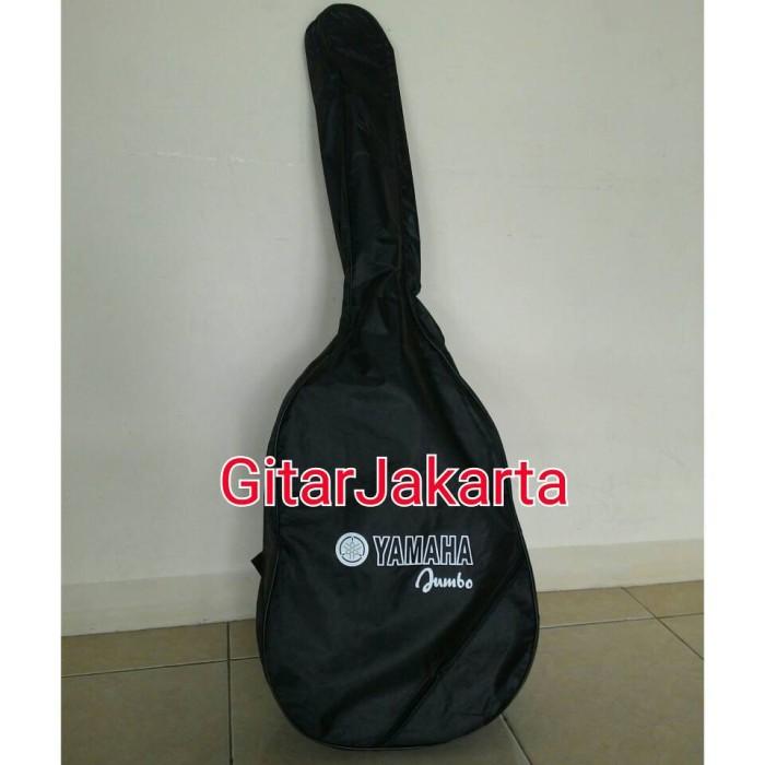 harga Softcase gitar merk yamaha murah ransel hitam sarung gitar tas gitar Tokopedia.com