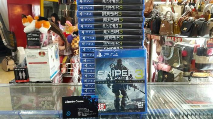 harga Ps4 sniper ghost warrior 3 season pass edition reg 3 Tokopedia.com