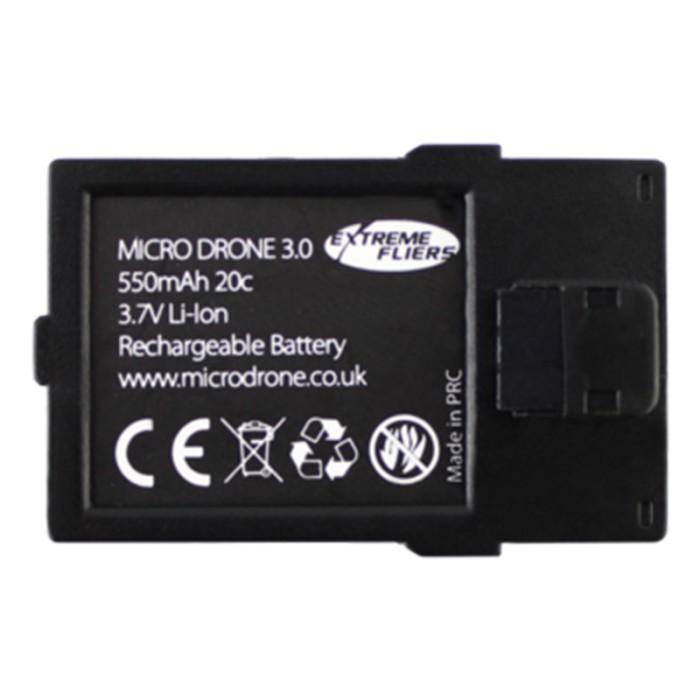 Microdrone 3.0 - spare battery