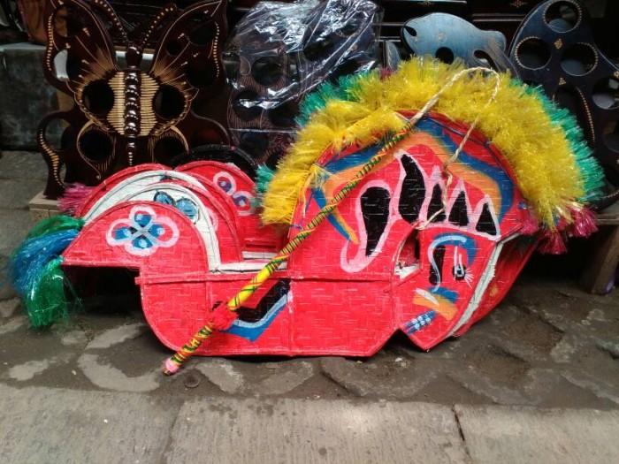jual mainan anak kuda lumping pecut bahan bambu dan plastik harga rh tokopedia com