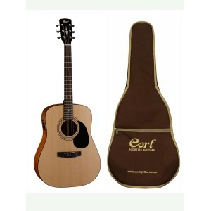 harga Cort ad810e acoustic guitar with electric pickup Tokopedia.com