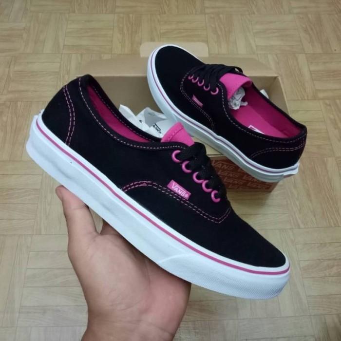 Jual Sepatu Vans Original Authentic Import Premium BNIB Wanita Made ... d23b006095