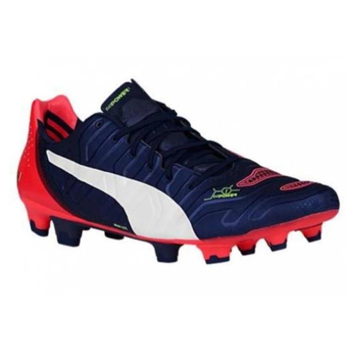 Jual Puma Sepatu Bola EvoPower 1.2 FG -10317101 uk 8 indo 42 ... 3daa90a1bf