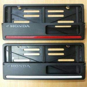 harga Tempat/dudukan plat nomor resmi motor honda genuine accesories Tokopedia.com